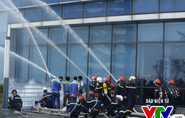 Dạy kỹ năng về phòng cháy chữa cháy cho học sinh từ lứa tuổi mầm non