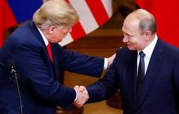 Tổng thống Mỹ Donald Trump mời Tổng thống Nga Putin thăm Washington