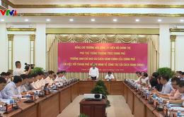 TP.HCM đẩy mạnh cải cách hành chính