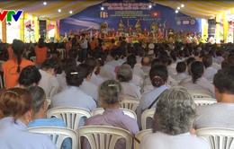 Lễ cầu siêu tri ân các anh hùng liệt sỹ tại Thành Cổ Quảng Trị