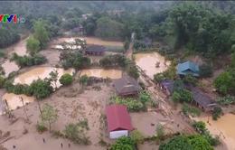 Yên Bái chịu thiệt hại nặng nề bởi mưa lũ