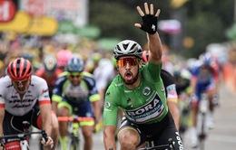 Peter Sagan về nhất chặng 13 Tour de France