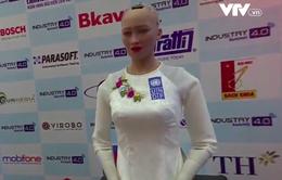 Chân dung Sophia - công dân robot đầu tiên trên thế giới