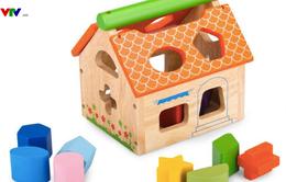 Sự vươn lên của thị trường đồ chơi gỗ nội địa