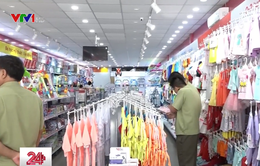 Kiểm tra chuỗi cửa hàng Con Cưng sau nghi án đổi nhãn mác hàng