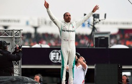 Đua xe F1: Lewis Hamilton giành chiến thắng ngoạn mục tại GP Đức
