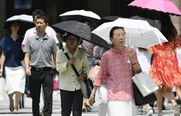 Hàng chục nghìn người nhập viện do nắng nóng tại Nhật Bản