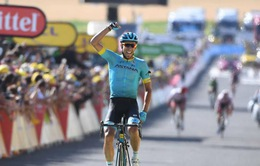 Tour de France 2018: Omar Fraile thắng chặng 14