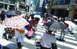 Thêm nhiều người tử vong do nắng nóng tại Nhật Bản
