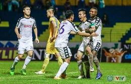 Đánh bại FLC Thanh Hoá, CLB Hà Nội tiến sát ngôi vô địch V.League