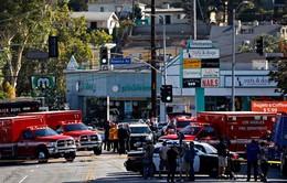 Cảnh sát Mỹ bắt giữ nghi phạm xả súng cố thủ trong siêu thị