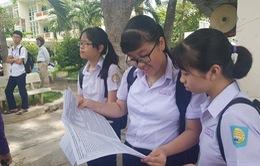 Khánh Hòa tuyển thêm hơn 480 học sinh lớp 10 công lập