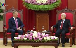 Tổng Bí thư Nguyễn Phú Trọng tiếp Chủ tịch Hạ viện Australia