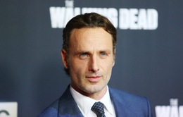 "Nam chính Andrew Lincoln chia tay ""The Walking Dead"""