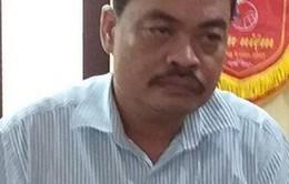 Khởi tố bị can, bắt tạm giam đối với Nguyễn Thanh Hoài trong vụ gian lận điểm thi THPT tại Hà Giang
