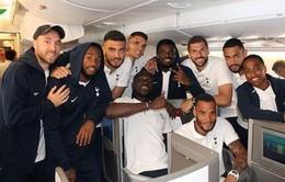 Trở về từ World Cup 2018, sao Tottenham hội quân sang Mỹ du đấu