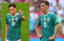 Mesut Ozil tuyên bố từ giã ĐTQG Đức