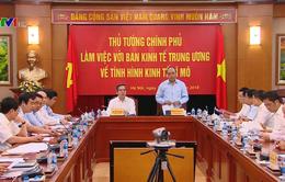 Thủ tướng Nguyễn Xuân Phúc làm việc với Ban Kinh tế Trung ương