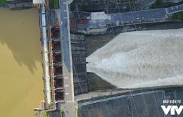 Xả lũ hồ Tuyên Quang, Hòa Bình và Sơn La không ảnh hưởng lớn đến vùng hạ du