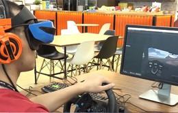 Ứng dụng công nghệ VR học lái xe ô tô