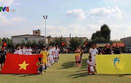 Khai mạc giải bóng đá cộng đồng hè 2018