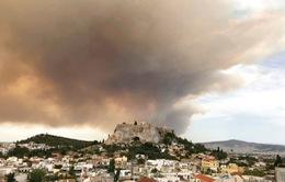 Cháy rừng ở Hy Lạp, ít nhất 124 người thương vong