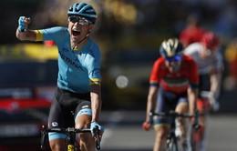 Chặng 15 Tour de France: Magnus Cort Nielsen giành chiến thắng chặng đầu tiên
