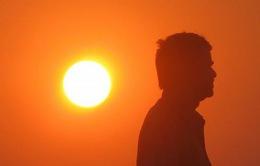 Thời tiết nóng nực có thể dẫn tới trầm cảm