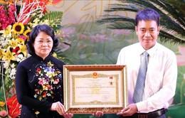 Truy tặng danh hiệu Anh hùng lực lượng vũ trang cho liệt sỹ Nguyễn Đình Xô