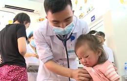 Hà Nội: Số ca bệnh sởi tăng gấp 4 lần năm 2017