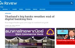 Thái Lan: Các ngân hàng đạt kết quả kinh doanh khả quan