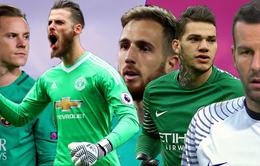 Giải Ngoại hạng Anh - nơi hội tụ của những thủ môn xuất sắc nhất thế giới