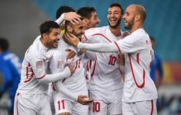 Giải bóng đá quốc tế U23 2018: ĐT U23 Palestine triệu tập đội hình cực mạnh!