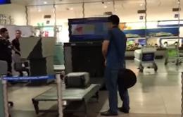 Phát hiện 11kg vàng trong hành lý tại sân bay