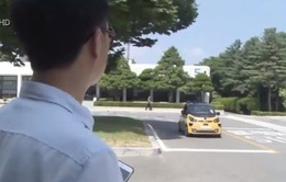Gọi xe tự lái bằng điện thoại thông minh