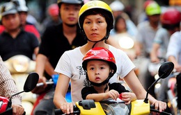 Cảnh báo gia tăng tai nạn giao thông liên quan đến trẻ em