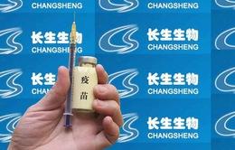 Việt Nam chưa lưu hành vaccine kém chất lượng của Trung Quốc