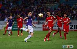 VIDEO: Tổng hợp trận đấu CLB Hà Nội 3-3 Becamex Bình Dương (Lượt đi bán kết Cúp QG - Sư tử trắng 2018)