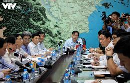 Họp khẩn ứng phó diễn biến mưa lũ và sự cố vỡ đập thủy điện Xe-pian Xe-Namnoy (Lào)