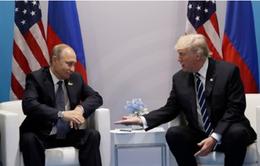 Tổng thống Nga từ chối lời mời thăm Mỹ của Tổng thống Trump