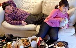 Anh: 22.000 trẻ em trong độ tuổi 10-11 mắc béo phì