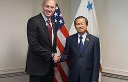 Củng cố và phát triển mối quan hệ Đối tác Toàn diện Việt Nam - Hoa Kỳ