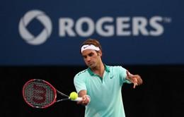 Federer lượng sức chỉ dự 6 giải đấu cuối năm 2018