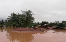 Lãnh đạo Đảng, Nhà nước gửi điện thăm hỏi về vụ vỡ đập thủy điện ở Lào