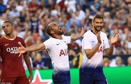 Tổng hợp diễn biến trận đấu: AS Roma 1-4 Tottenham (IC Cup 2018)