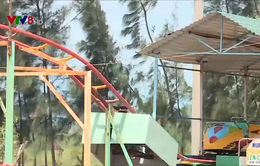 Nha Trang: Một khu vui chơi dành cho trẻ em bị lãng phí