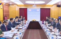 Đẩy mạnh phối hợp công tác thanh tra Việt Nam - Lào