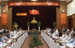 Hội đàm hợp tác phát triển kinh tế xã hội Đà Nẵng - Salavan (Lào)