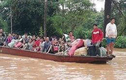 Cuộc sống người dân Lào sau 3 ngày vỡ đập