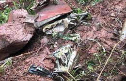 Đã tìm thấy hộp đen máy bay quân sự gặp nạn tại Nghệ An